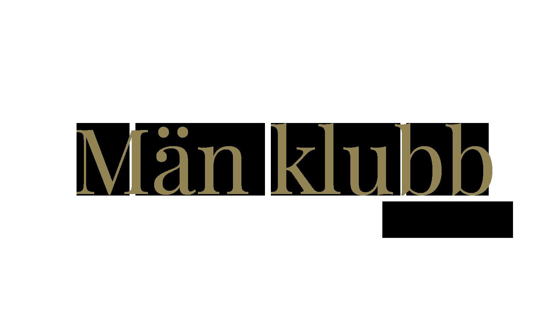 Män klubb